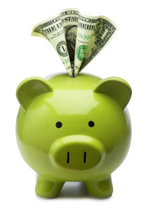 Saving energy means saving money