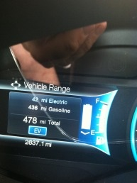 Test Drive Results of C-MAX Energi from Ford Motor Company plugin hybrid electric car