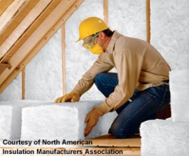 Insulation in attic is the most energy efficient move out there.