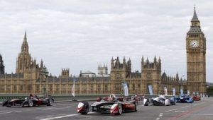 A host of celebrities, VIPs, MPs, teams, drivers and press gathered at London's Roundhouse to celebrate the official Global Launch for the new all-electric FIA Formula E Championship.