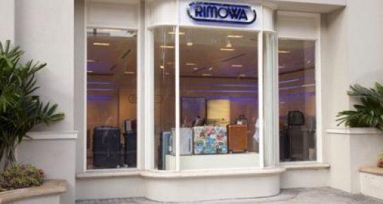 rimowa stores