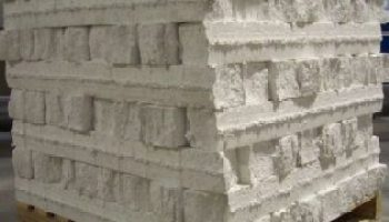 ACH Foam insulation Technologies' Foam-Control Plus+ is Serious for Converting to Rigid Foam Insulation on a pallet
