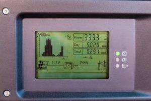 Arbor Builders solar install inverter
