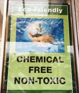 organic, chemical free, non-toxic dry cleaners