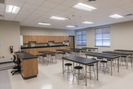Cree LED Lighting one of the First Energy-Positive Schools – Cree