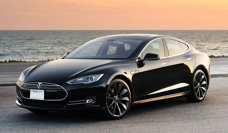 Tesla EVs