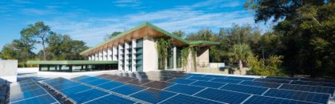 Commercial real estate Solar