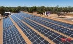 Solar project gives ray of hope to struggling Australian grape growers