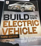 Build Your Own Electric Vehicle, Green Guru Guides, Seth Leitman
