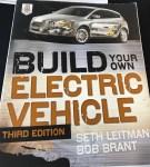 Build Your Own Electric Vehicle, Green Guru Guides, Seth Leitman