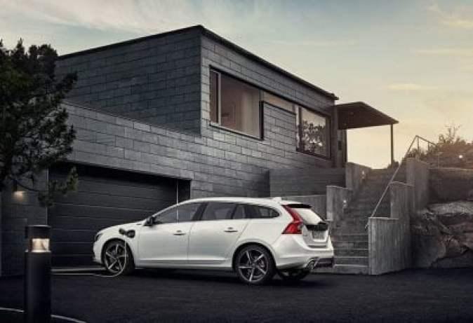 Volvo XC90 Plug-in hybrid