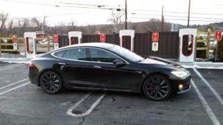 Tesla Model S P 90 D