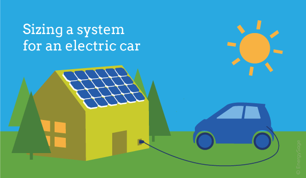 Do solar panels and electric cars go together?