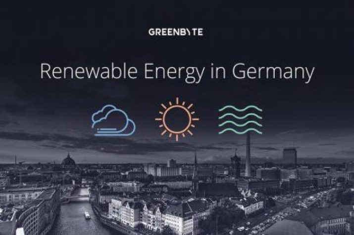 The infographic focuses on data for wind, solar and hydro and sheds light on today's renewable energy market as well as its evolution in Europe over the past 10 years.