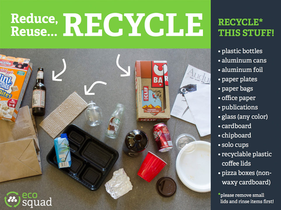 how to make your business sustainable with recycling