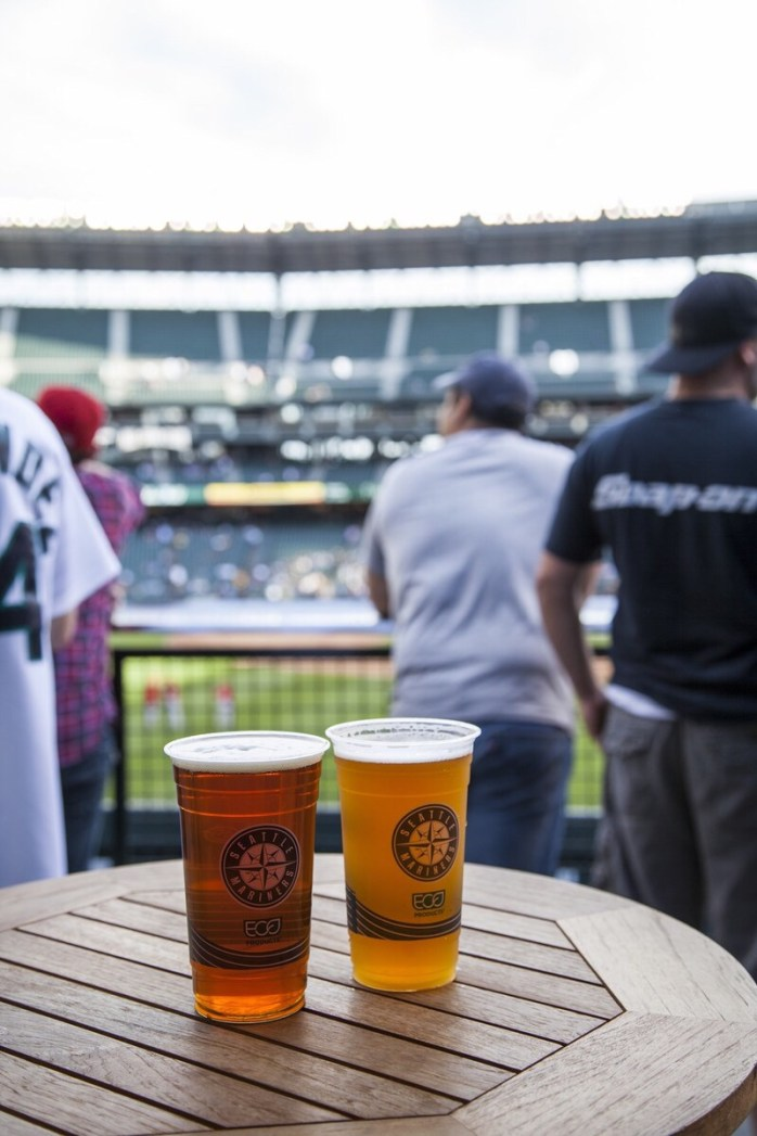 "Since 2013, Eco-Products has been the preferred provider of all compostable serviceware to Safeco Field and the Seattle Mariners. That includes compostable cups, plates, trays and utensils. ""We're proud to partner with the Seattle Mariners, and we're thrilled to see everyone's hard work pay off with the 2017 Green Glove Award,"" said Sarah Martinez, director of marketing at Eco-Products. ""This award is truly a team effort and a huge victory for the Seattle..."