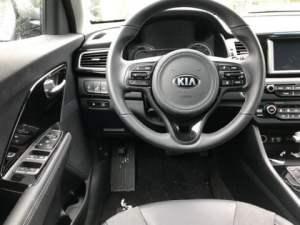 Kia Optima Plugin Hybrid digital dashboard