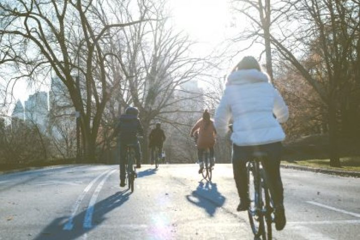 Keep on Cycling: Environmental, Health, and Psychological Benefits