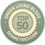 Green Living Guy top Green Living Blog