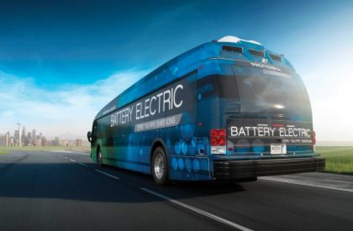 BALTIMORE, March 15, 2018 /PRNewswire/ --Today Proterra, the leading innovator in heavy-duty electric transportation, announced that Baltimore Gas and Electric (BGE), a subsidiary of Exelon Corporation (NYSE: EXC), the nation's leading competitive energy provider, will deploy two new 40' Proterra Catalyst® E2vehicles to shuttle employees between BGE's headquarters in downtown Baltimore and its Spring Gardens campus in south Baltimore. The deployment reflects BGE's leadership in fleet electrification as part of a broader grid modernization strategy and comes on the heels of the State of Maryland's commitment to uphold the Paris Climate Accord. Already, Maryland is on track to meet its goal of reducing its emissions by 25 percent by 2020, and these two new electric shuttles will displace more than 11,000 gallons of diesel and eliminate more than 480,000 pounds of greenhouse gas (CO2e) emissions annually. As Maryland's largest utility, BGE's deployment sets the utility apart as a pioneer, advancing Maryland's transition to electric transportation and grid innovation.