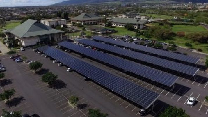 The partnership between UH, Johnson Controls and Pacific Current is the second phase of a multi-year energy efficiency and renewable energy project. In phase one, energy efficiency measures were successfully implemented at UH Maui College and the O'ahu community college campuses under energy performance contracts awarded to Johnson Controls in 2010. Phase two includes additional energy efficiency upgrades and the installation of on-site solar PV coupled with battery storage, allowing the five campuses to use the renewable generated energy as needed. The PV plus storage systems will be developed by Johnson Controls and owned by Hawai'i-based Pacific Current. The energy efficiency upgrades will also reduce the deferred maintenance backlog at these campuses by approximately $20 million.
