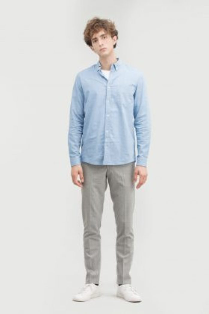 COSMOS STUDIO - A shirt that is 95% more eco-friendly. Shirts