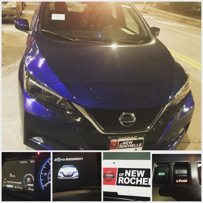 Nissan Leaf EV; Electric Car