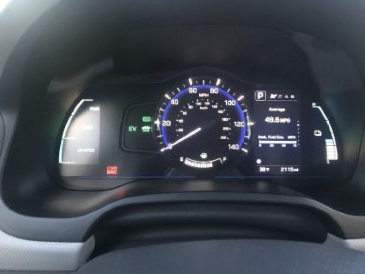 Hyundai ioniq plugin