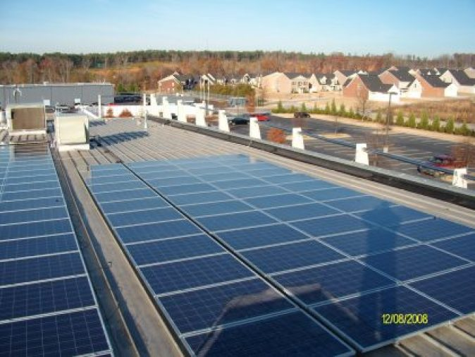 Cox Conserves, Manheim Solar Installation (Stockbridge, GA)