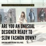 preview:Call for Entries says Sustainable Fashion Awards - Electric Car Design Consultants, Green Living Expert, Guru