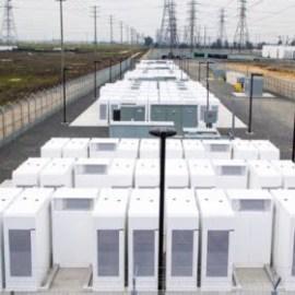 Energy storage from Panasonic South Bay moss landing