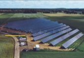 Type of solar farms out there which could be used for Six Flags.