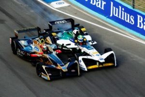 Panasonic Jaguar FIA Electric Racing