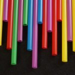 Straws and plastics