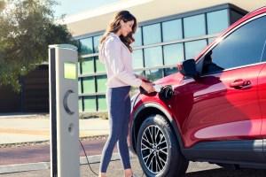 Ford Escape Plug-in hybrid