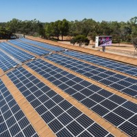 First solar farm in community renewable energy project joins the grid Down Under