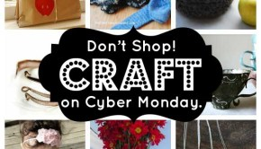 30 #CyberMonday crafts!
