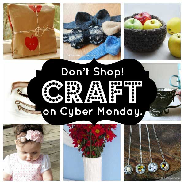 30 Cyber Monday Crafts!