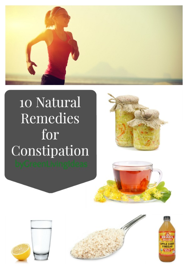 10 Natural Remedies  for  Constipation(1)