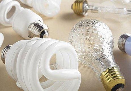 light bulb base article
