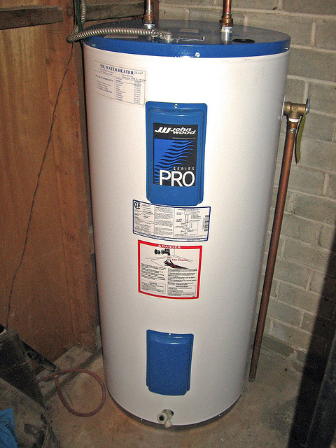 How To Flush Your Hot Water Tank  Green Living Ideas