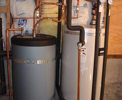 How to clean the gunk out of your hot water heater
