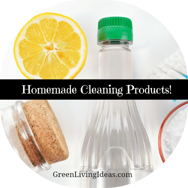 6+ Best Homemade Cleaning Products