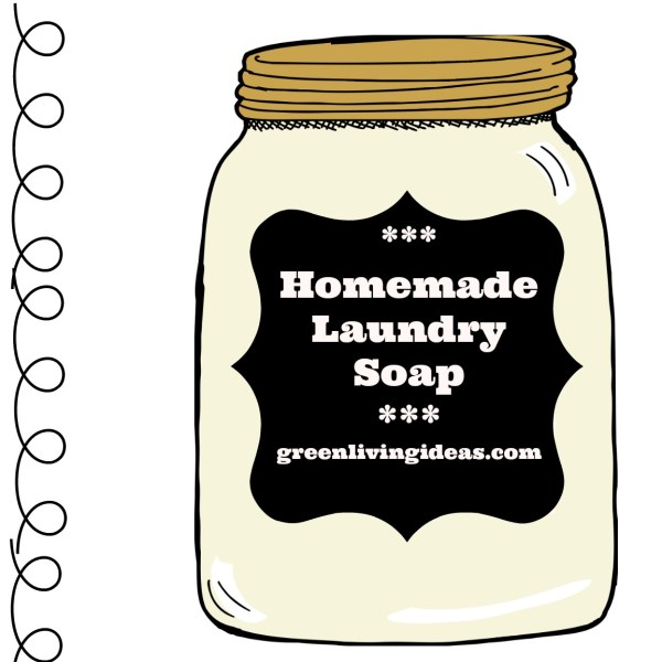Homemade Laundry Soap is yet another way to can create a healthy, homemade life for you and your family.