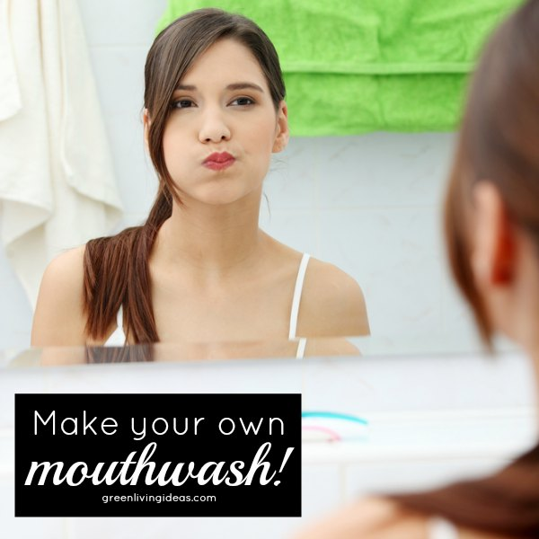 Homemade Mouthwash is Healthy and Budget-Friendly