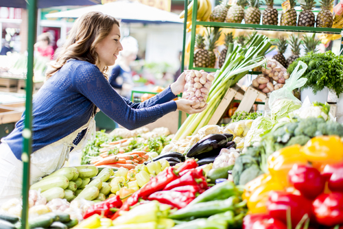 Living Foods Challenge: Get Healthy with Local Food!