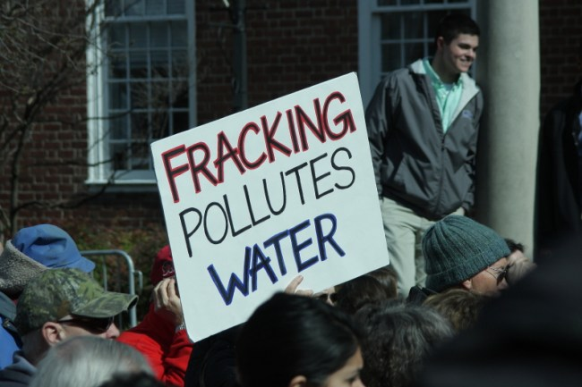 The Health Effects of Fracking that We Should be Talking About