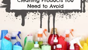 35 Dangerous Household Cleaning Products You Need to Avoid 1