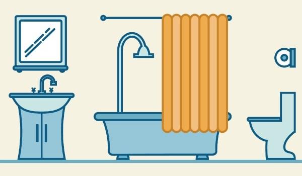 4 tips for energy efficiency in the bathroom