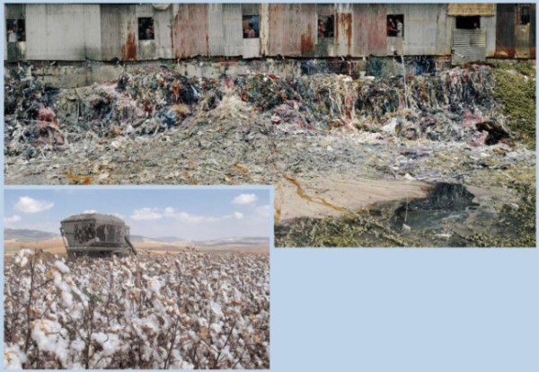 effluent from a cotton factory in Bangladesh-a00449f2